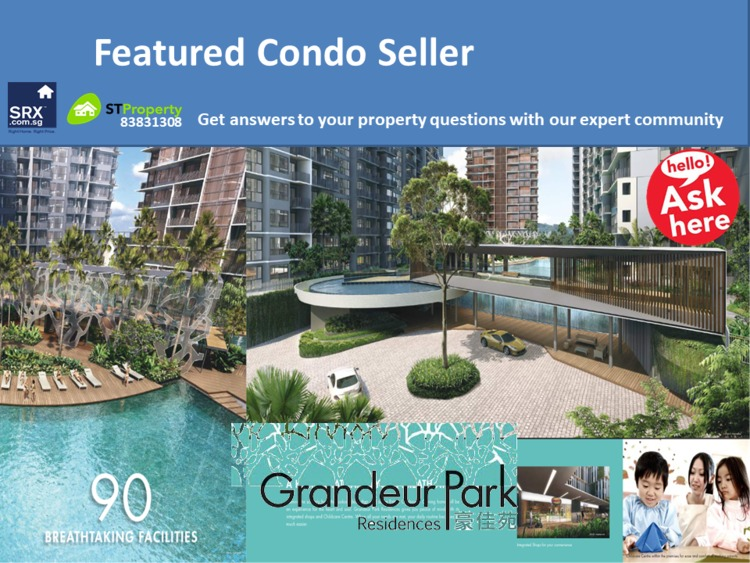 Grandeur Park Residences photo thumbnail