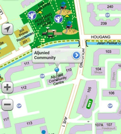 110 Hougang Avenue 1