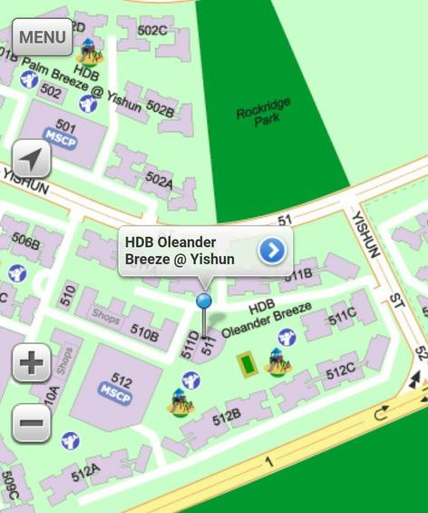 511 Yishun Street 51