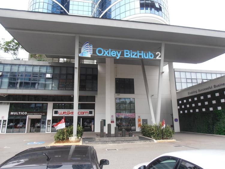 Oxley Bizhub 2