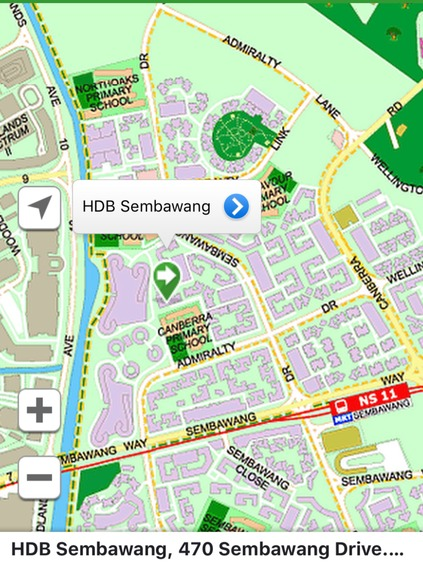 470 Sembawang Drive