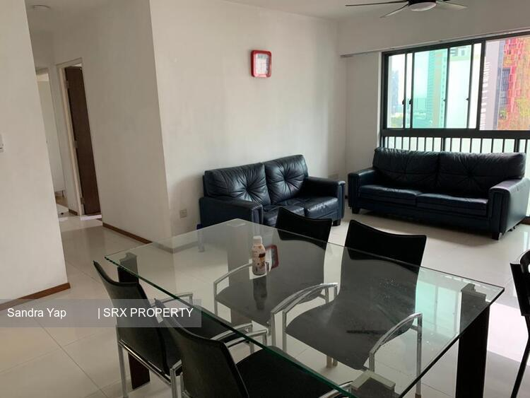 Blk 1E The Pinnacle@Duxton (Bukit Merah), HDB 4 Rooms #269907581