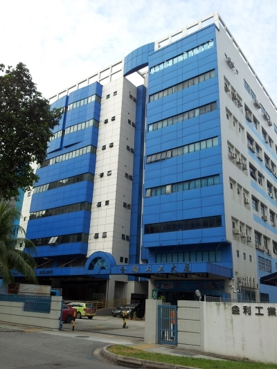 Elite Industrial Building I