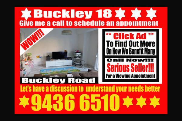 Buckley 18
