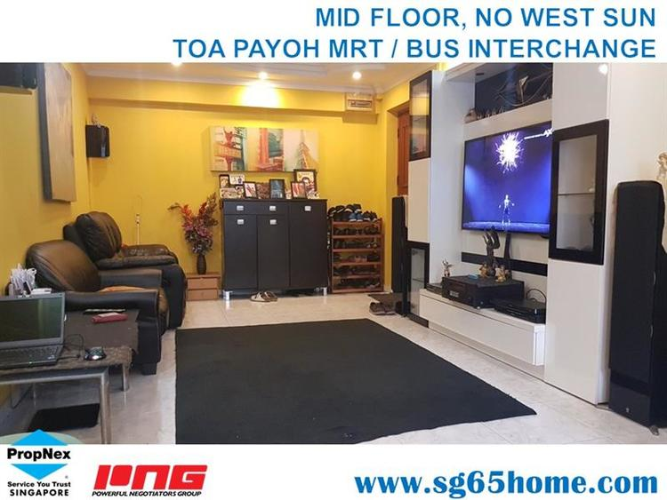 Toa Payoh Sapphire