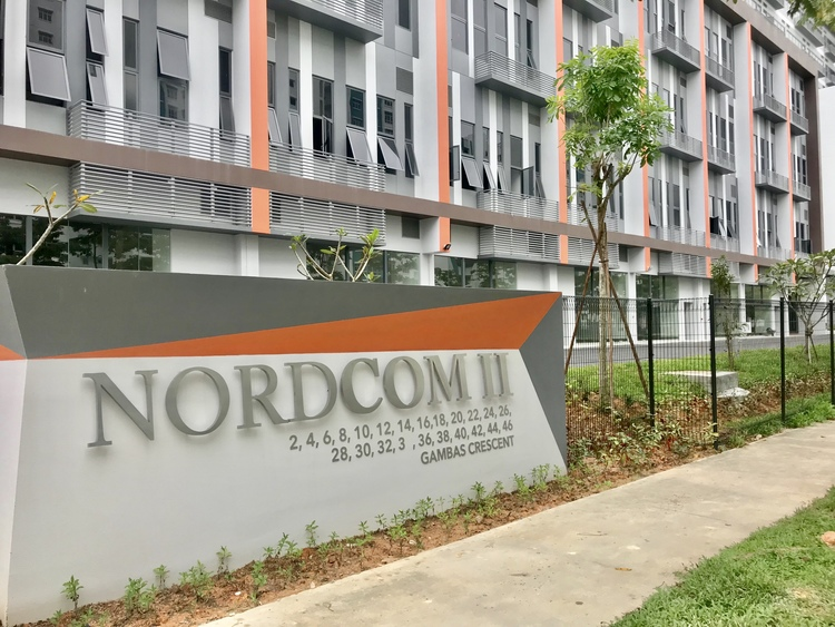 Nordcom Two