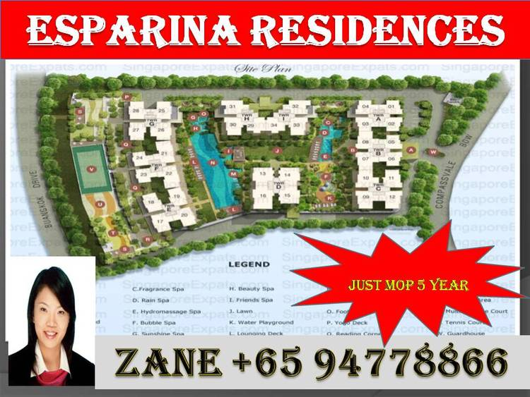 Esparina Residences