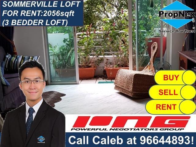 Sommerville Loft