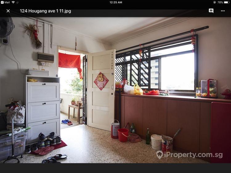124 Hougang Avenue 1
