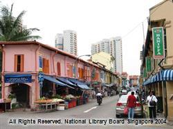 Little India Conservation Area