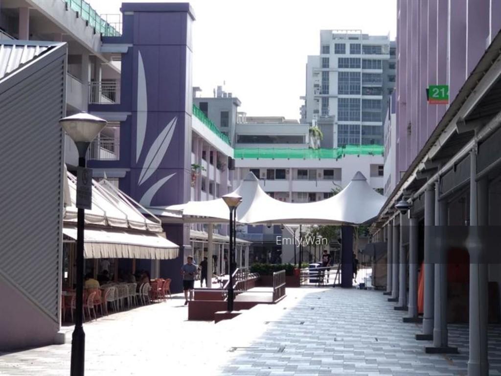 Bedok North Street 1