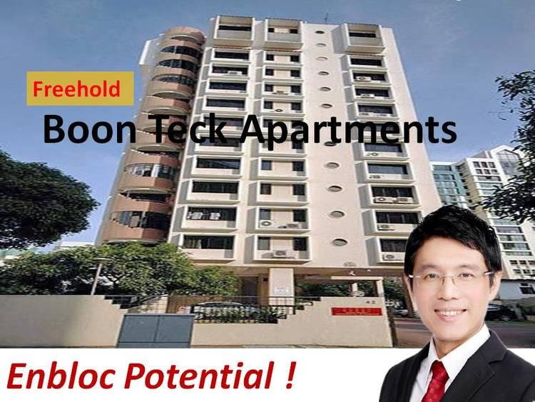 Boon Teck Apartment