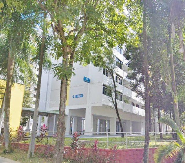 6 Ghim Moh Road