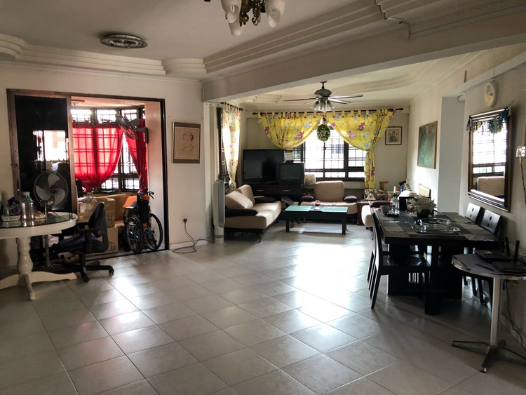 695 Jurong West Central 1