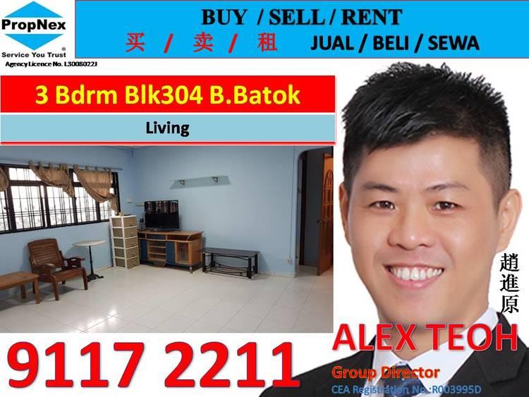 304 Bukit Batok Street 31