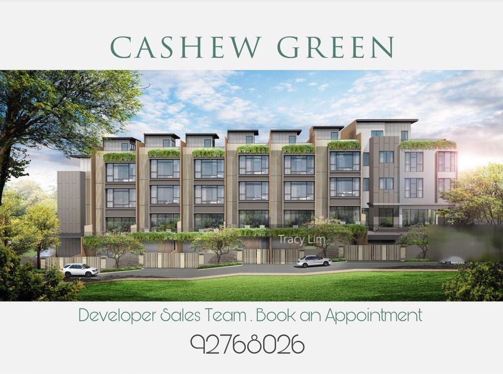 Cashew Green