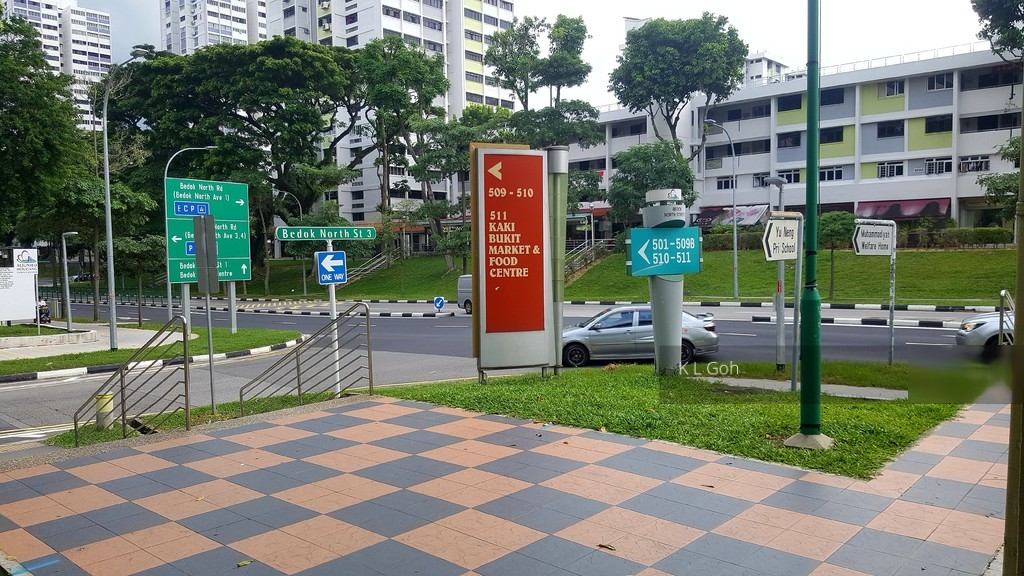 Bedok North Street 3