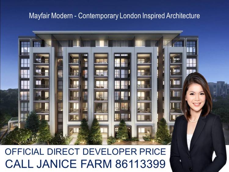 Mayfair Modern