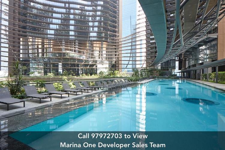 Marina One Residences