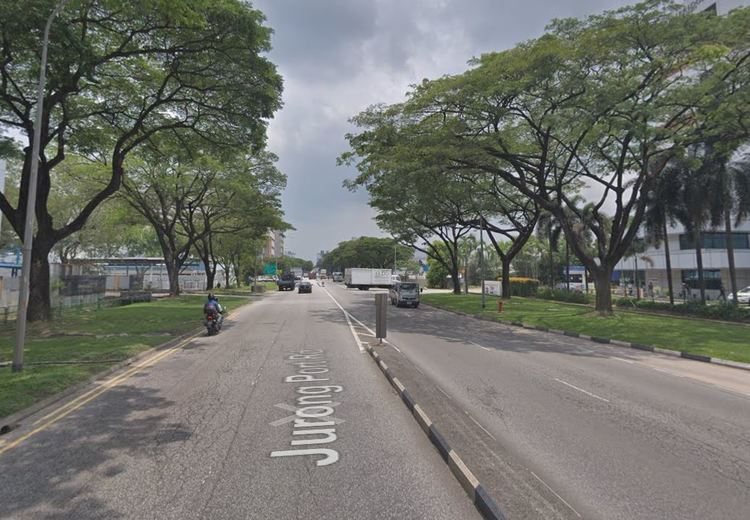 Jurong Port Road