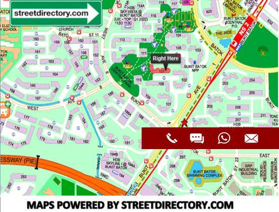 107 Bukit Batok West Avenue 6