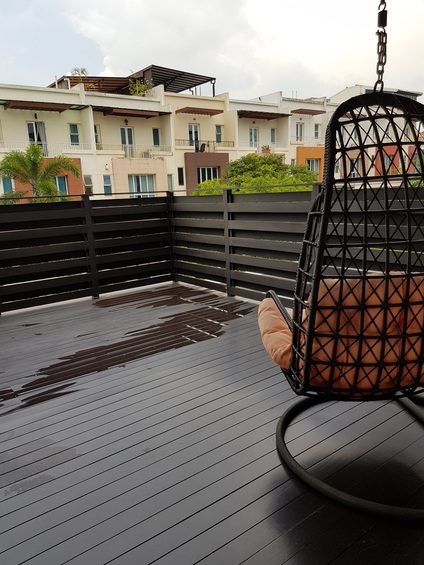 Mimosa Terrace