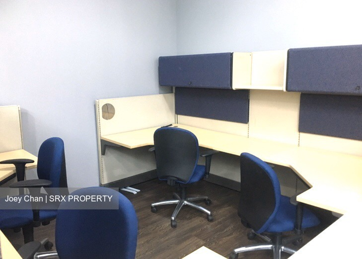 Oxley Tower (D1), Office #213965711