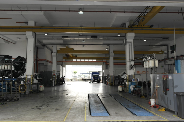 Changi South Industrial Estate