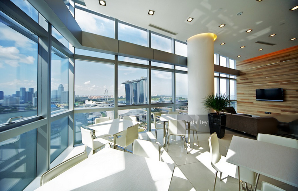 Marina Bay Financial Centre (tower 3) (D1), Office #185835092