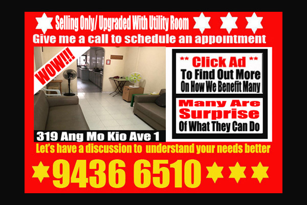 319 Ang Mo Kio Avenue 1