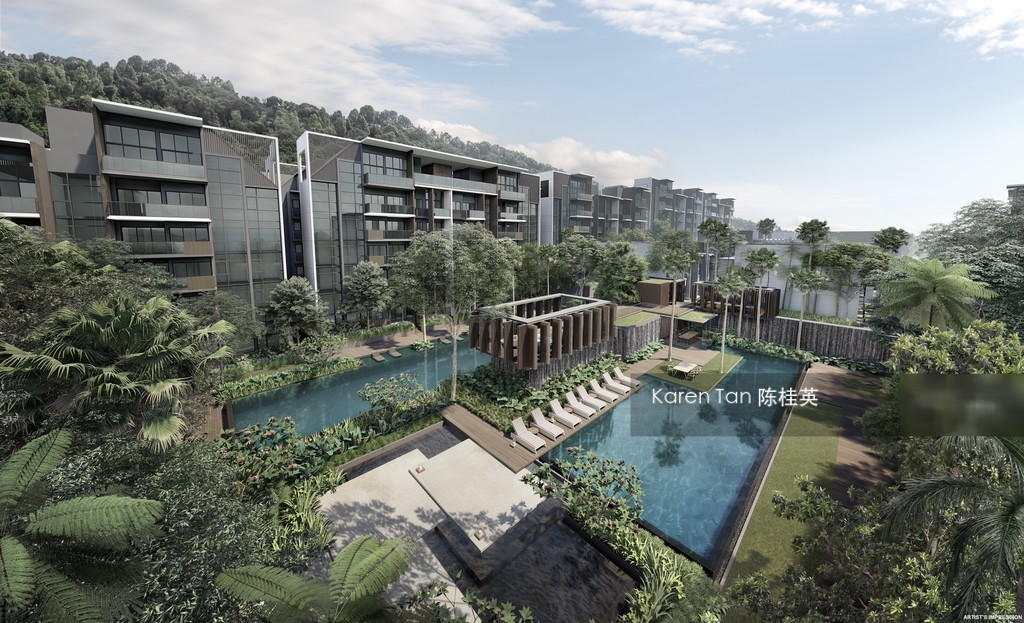 Kent Ridge Hill Residences photo thumbnail