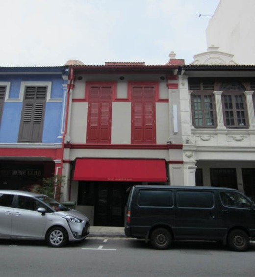 Syed Alwi Road