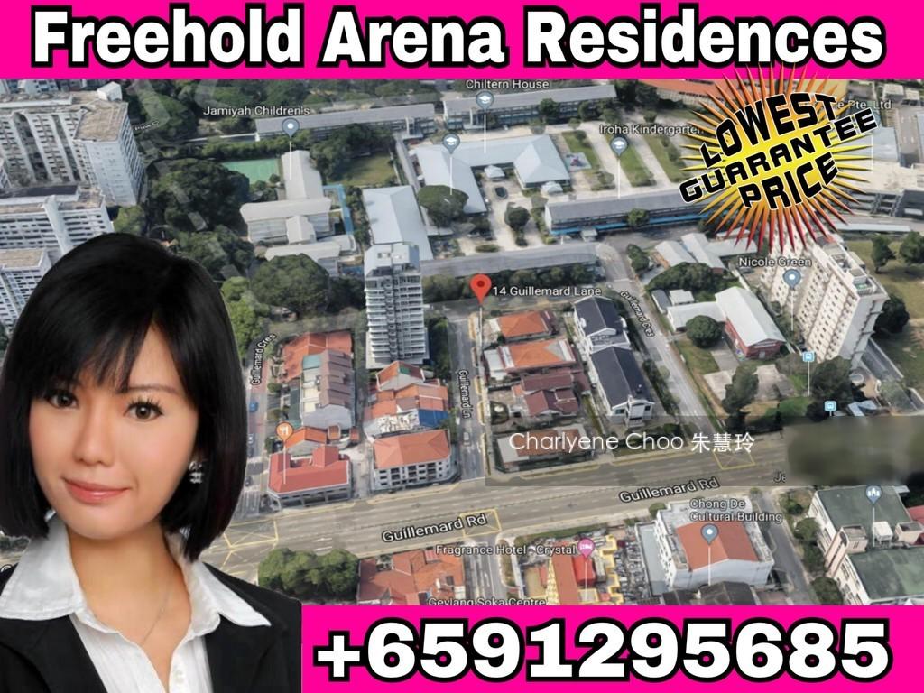 Arena Residences