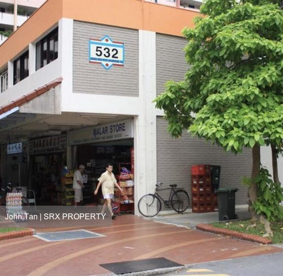532 Ang Mo Kio Avenue 10 (D20), Shop House #201756492