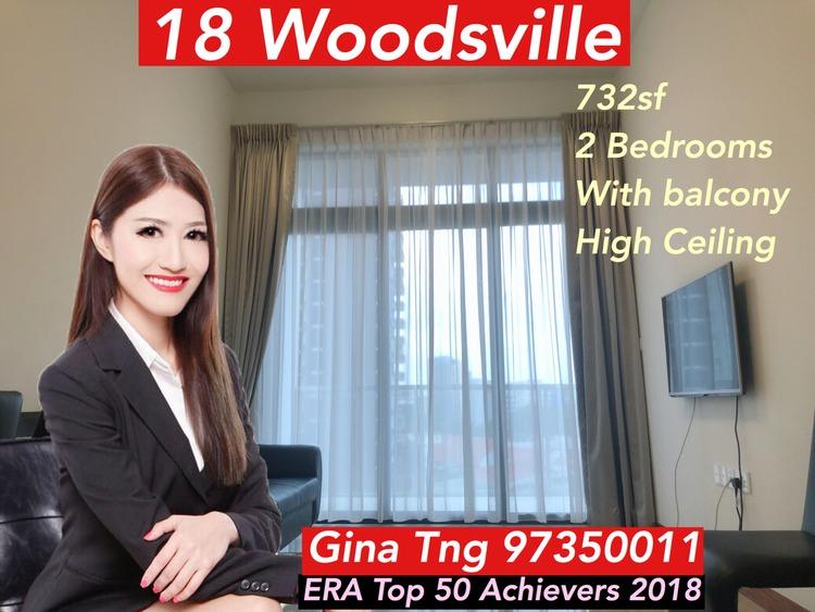 18 Woodsville