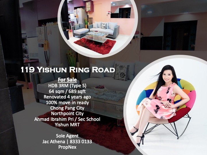 119 Yishun Ring Road