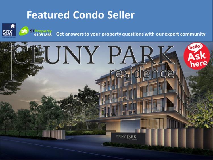 Cluny Park Residence