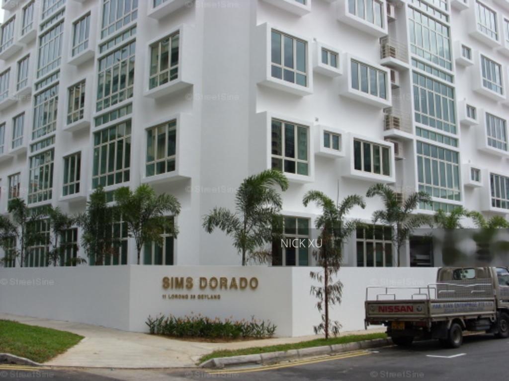 Sims Dorado