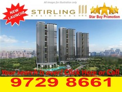 Stirling Residences (D3), Apartment #189169582