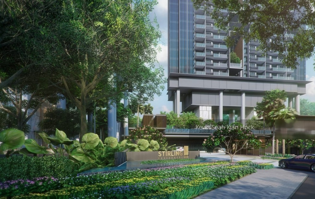 Stirling Residences (D3), Apartment #205992971