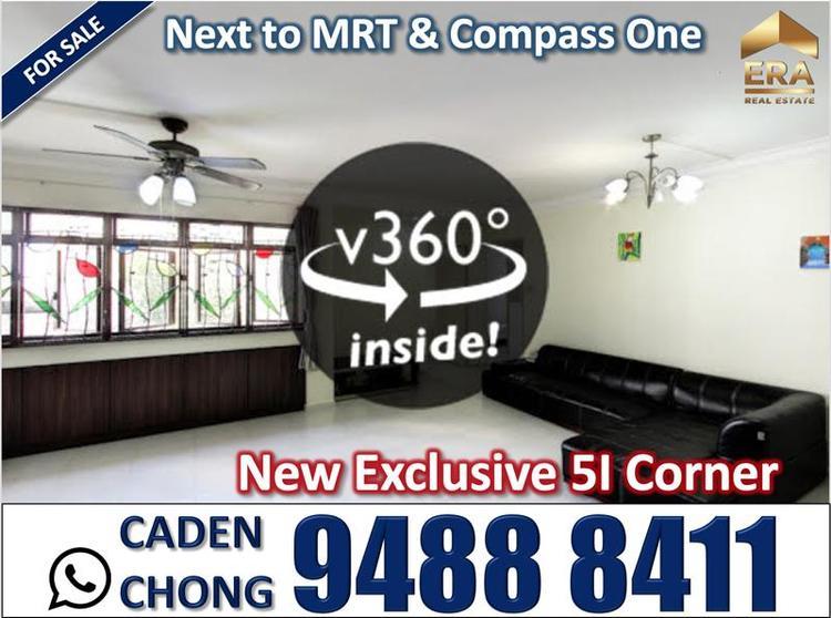 257C Compassvale Road