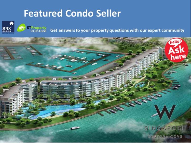 The Residences at W Singapore Sentosa Cove