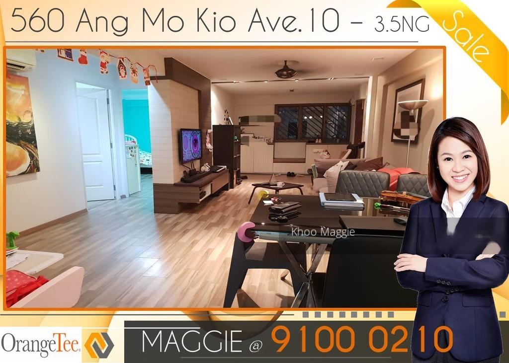 560 Ang Mo Kio Avenue 10