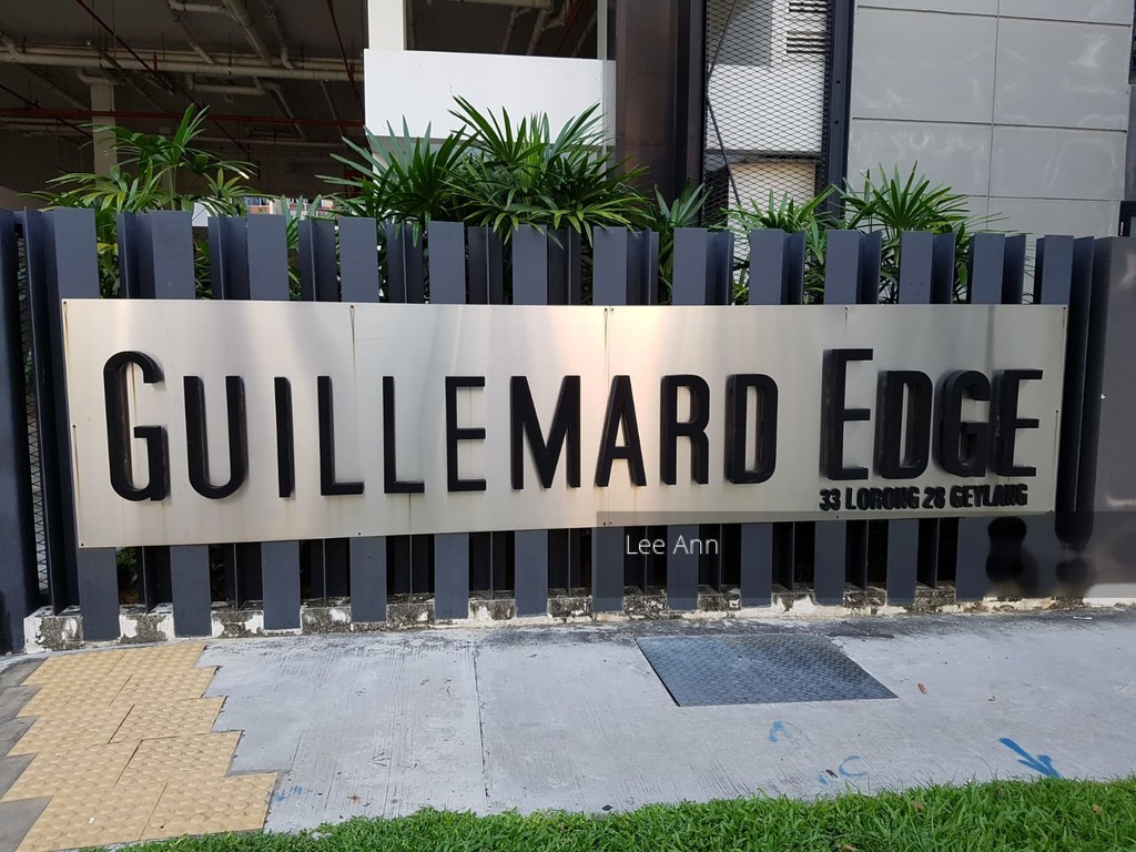 Guillemard Edge