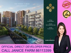 Fourth Avenue Residences (D10), Apartment #191486722