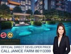 Fourth Avenue Residences (D10), Apartment #191489922