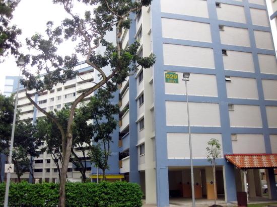 629 Hougang Avenue 8