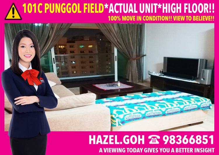 101C Punggol Field