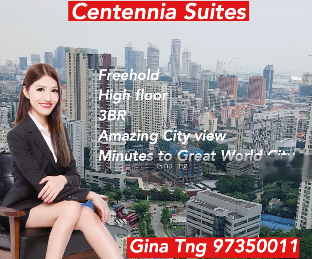 Centennia Suites