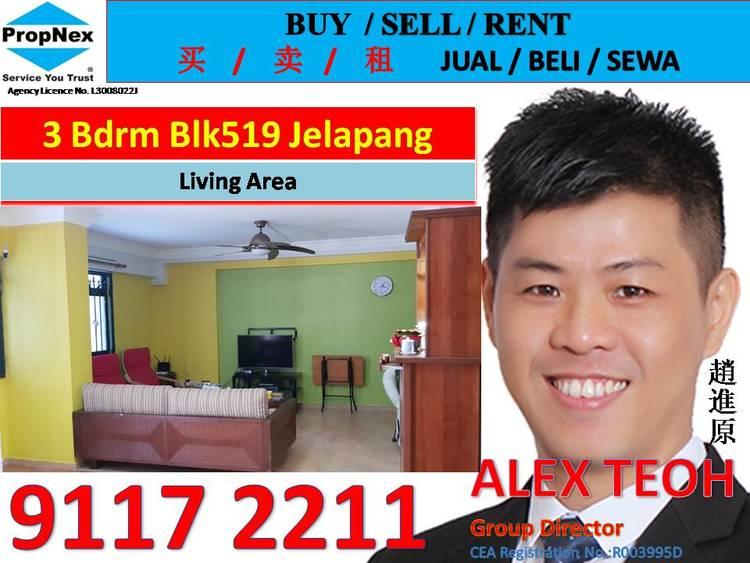 519 Jelapang Road